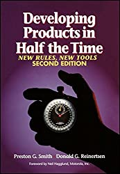 Developing Products in Half the Time: New Rules, New Tools (Business)