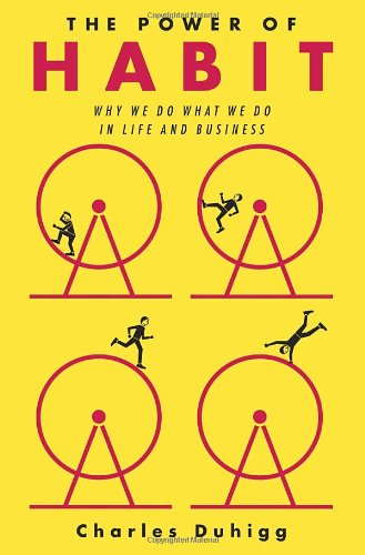 Buchseite und Rezensionen zu 'The Power of Habit: Why We Do What We Do in Life and Business' von Charles Duhigg