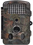 "FULLLIGHT TECH Wildlife Camera 12MP 1080P Trail Game Camera with 2.4"" LCD Screen 120°Wide Angle PIR Detect Mini Outdoor HD Surveillance Scouting Camera with Night Vision Motion Detection"