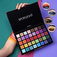 SuperPower UCANBE Spotlight Eyeshadows Palette Professional 40 Color Eye Shadow Matte Shimmer Makeup Pallet Hi