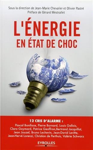 L'énergie en état de choc: 12 cris d'alarme.