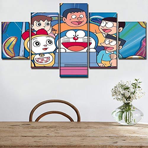 ACCEY Lienzo Impreso Cartel Decoración para el hogar...