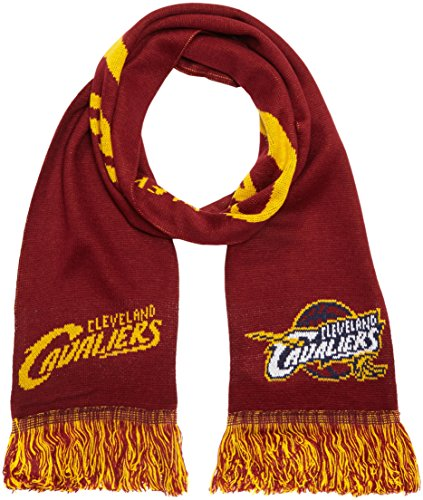 Forever Collectibles Schal NBA Fanschal Cleveland Cavaliers, Mehrfarbig, One Size, SVNB14WMCCLAM