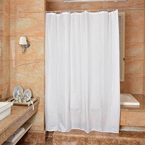 super-tenda-per-doccia-in-tessuto-impermeabile-bianco-puro-w180-x-h200-cm-72-x-79-inch-con-12-anelli