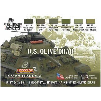 lifecolor-set-us-vernice-56-ml-colore-verde-oliva-confezione-da-6-pezzi