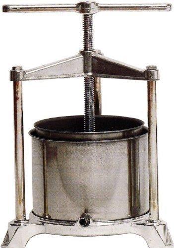 Torchietto Torchio Premitutto Medio AM 25x26x41 cm Acciaio/Alluminio x Alimenti