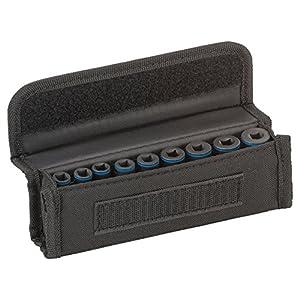 Bosch Professional 2 608 551 097 Pack de 9 Suplementos de Llave de vaso-50 mm (6, 7, 8, 9, 10, 11, 12, 13, 14 mm)