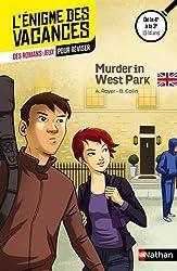 Murder in West Park