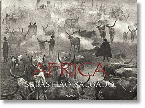 Sebastião Salgado. Africa: Eye on Africa - Thirty Years of Africa Images, Selected by Salgado Himself por Sebastião Salgado; Mia Couto; Lélia Wanick Salgado