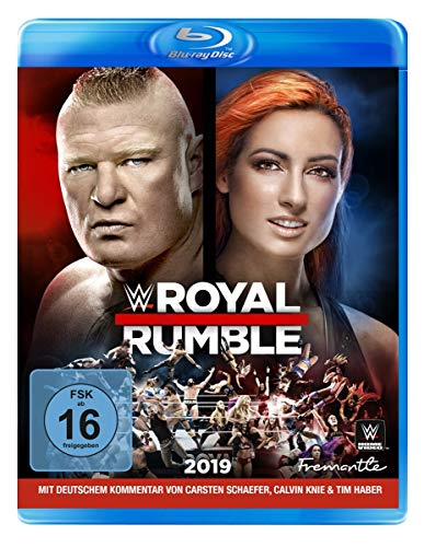 Royal Rumble 2019 [Blu-ray]
