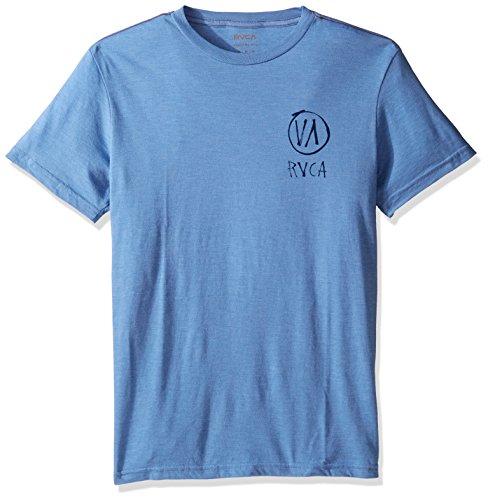 RVCA -T-shirt  Uomo Aruba Blue
