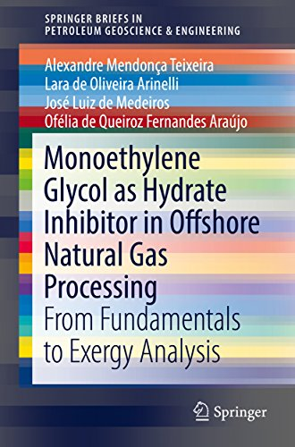 Monoethylene Glycol as Hydrate Inhibitor in Offshore Natural Gas Processing: From Fundamentals to Exergy Analysis (SpringerBriefs in Petroleum Geoscience & Engineering) (English Edition) -