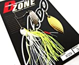 Evergreen Spinner Bait D-Zone Double Willow DW 1/2 oz 29 (8272)