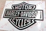 Harley Davidson par pegatinas resinati 3d resina Classico