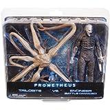 Pack 2 figuras Prometheus. Ingeniero Vs Trilobite, 23cm Exclusivo. NECA