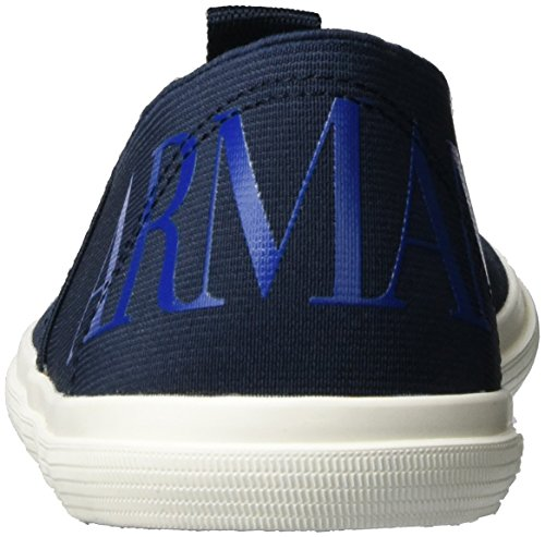 Armani Jeans Herren 9350837p422 Slipper Blau (blue 1541)