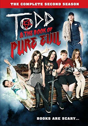 Todd and the Book of Pure Evil (24x34 inch, 60x85 cm) Silk Poster Seta Manifesto PJ1C-EC79