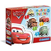 Clementoni 20804 My First Cars Puzzle