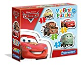 Clementoni - 20804 - Puzzle - My First - Cars - 3-6-9-12 Pièces
