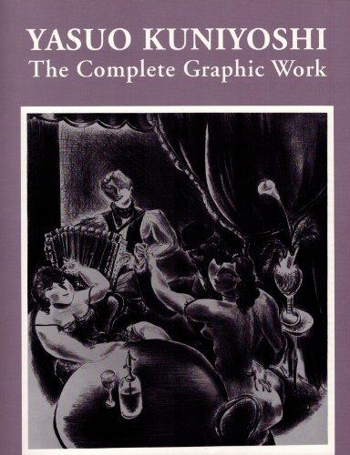 Yasuo Kuniyoshi: The Complete Graphic Work by Richard A. Davis (1991-10-01)