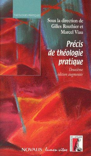 Précis de théologie pratique