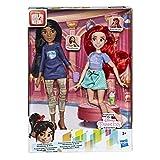 Disney Prinzessinnen Comfy Squad Ariel und Pocahontas, Puppen zum Film Chaos im Netz mit...