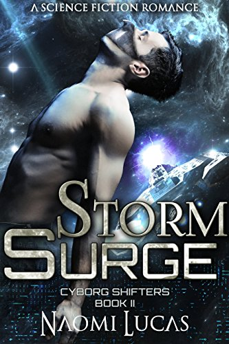 Storm Surge (Cyborg Shifters Book 2)