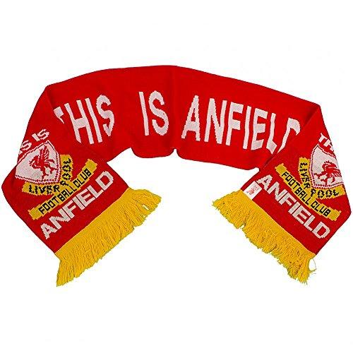 Liverpool FC This Is Anfield bufanda bufanda