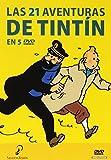 Las 21 Aventuras De Tintín - Pck 3 (5) [DVD]