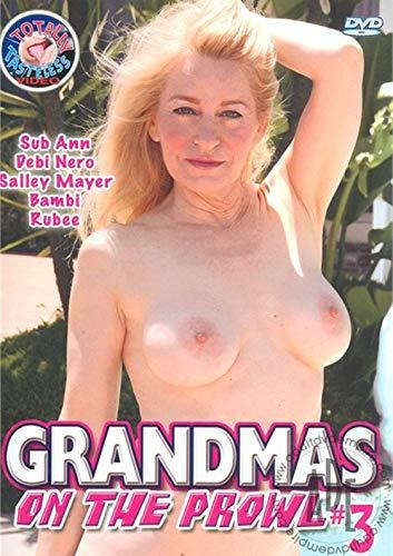 Grandmas On The Prowl #3 - DVD XXX