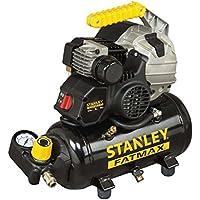 Kompressor, tragbar, geschmiert Stanley HY 227/8/6E, 6Liter, 2PS, 8bar