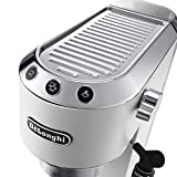 DeLonghi EC 685.W Dedica Siebträgerespressomaschine - 15