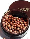 1a AVON 03053 (ARABIAN) GLOW Bronze-Puderperlen DEEPEST WARM für dunkle Haut --- 22g