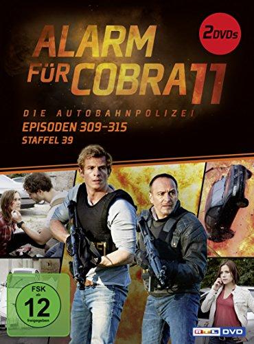 Alarm für Cobra 11 - Staffel 39 [2 DVDs] Alarm-punkte