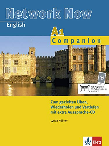 Network Now A1 Companion: Übungsheft mit Audio-CD