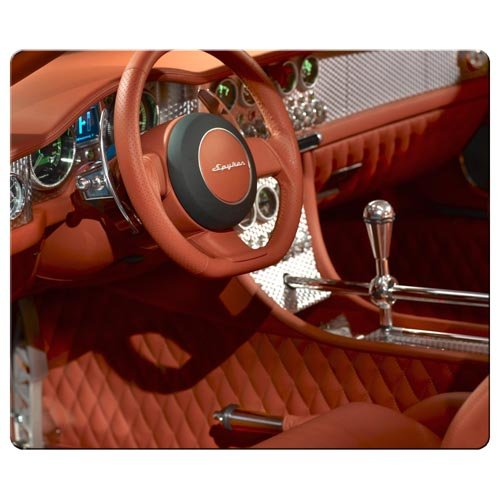 26x21cm-10x8inch-mousemats-precise-cloth-and-nature-rubber-tracking-performance-stylish-spyker-car-l