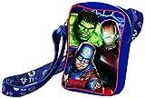 Coriex Stormy LINE Avengers Schultertasche Kinder-Sporttasche, 19 cm, Multicolor