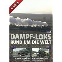 Dampf-Loks - Rund um die Welt - Teil 2