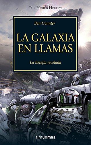 La galaxia en llamas nº 03 (Warhammer 40.000) por Ben Counter