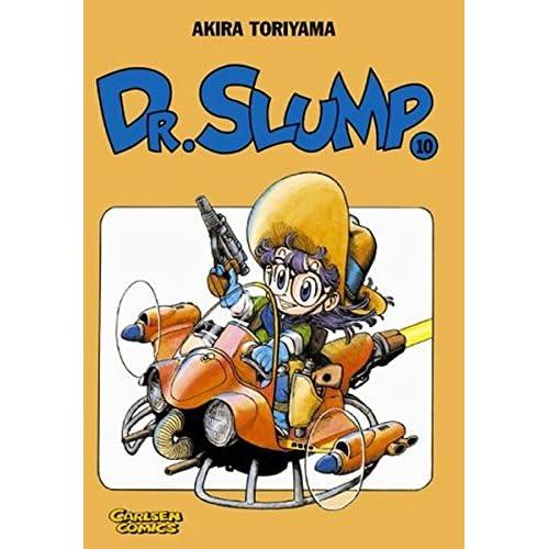 Dr. Slump 10. Die Tsuns sind da.