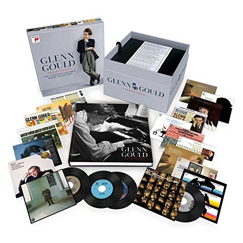 Image of Glenn Gould - The Complete Album Collection