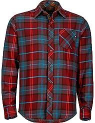 Marmot Herren Anderson Flannel Ls Flannelhemd