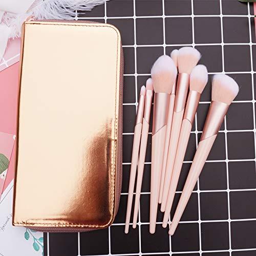 DAMENGXIANG Make-Up-Pinsel Set'S Anfänger Voll Ein Tragbares Werkzeug Pinsel Make-Up Augenbrauen...
