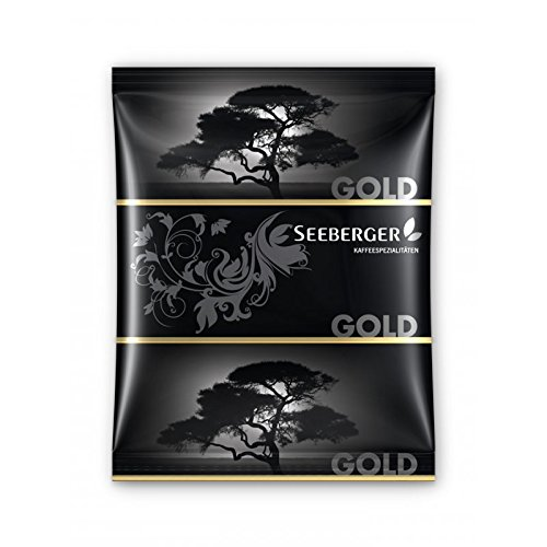 Seeberger Kaffee Gold - MONTE FINO - 500g gemahlen