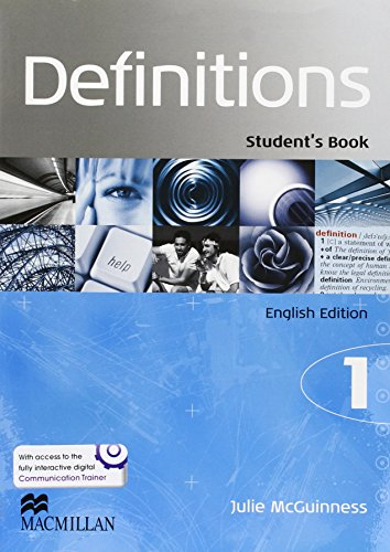 DEFINITIONS 1 Sts Pack Eng 2014