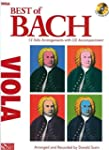 Best Of Bach Viola Solos Book/Cd