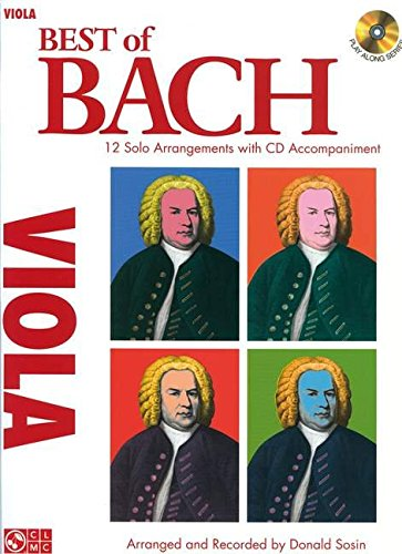J.S. Bach: Best of - Viola