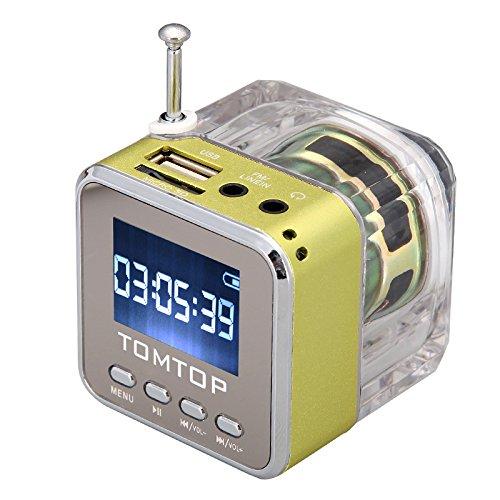 Andoer-Mini-Digital-Portable-Music-MP34-Player-Micro-SDTF-USB-Disk-Speaker-FM-Radio-Green