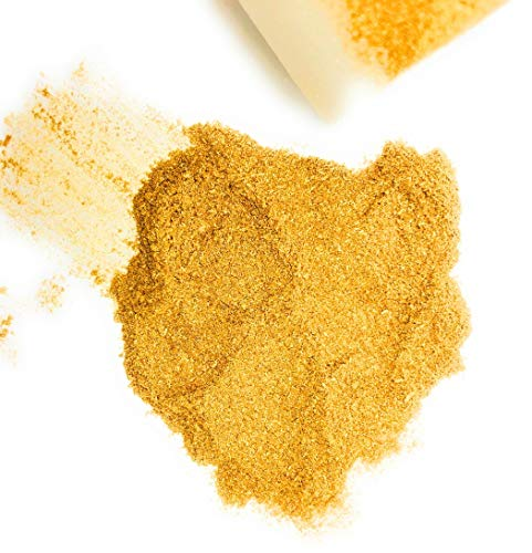 10 g colori glitterati in oro rainbowcolours