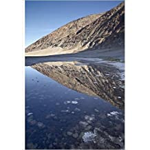 A1 Poster of Pool of water at Badwater, Death Valley National Park, California, United (5066983)